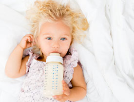 Baby Bottle Tooth Decay - Pediatric Dentist in Columbus, GA