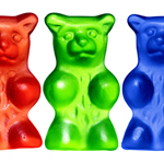 gummy bears150 - Can Gummy Vitamins Harm Teeth?