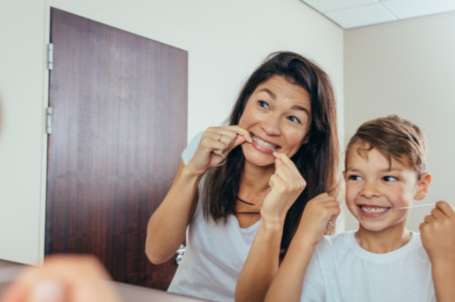 JunDUQs - Here's How Your Child Should be Flossing